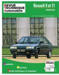 Revue Technique Renault 9 et 11