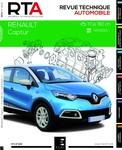 Revue Technique Renault Captur I