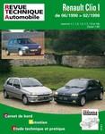 Revue Technique Renault Clio I