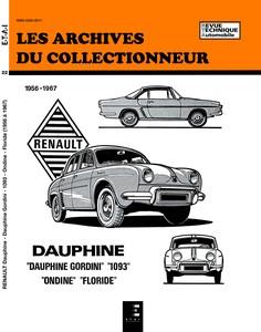 Revue Technique Renault Dauphine
