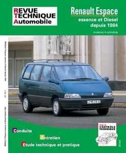 Revue Technique Renault Espace II