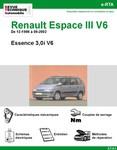 Revue Technique Renault Espace III 3.0i V6