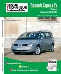Revue Technique Renault Espace IV phase 1 diesel