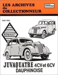 Revue Technique Renault Juvaquatre