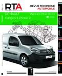 Revue Technique Renault Kangoo II phase 2