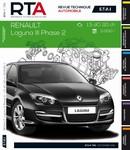 Revue Technique Renault Laguna III phase 2