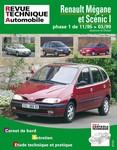 Revue Technique Renault Mégane I et Scénic I
