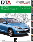 Revue Technique Renault Mégane III phase 2 dCi