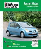 Revue Technique Renault Modus