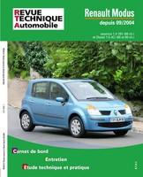 Revue Technique Renault Modus phase 1
