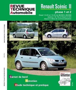 Revue Technique Renault Scénic II