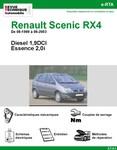 Revue Technique Renault Scénic RX4 Essence et Diesel