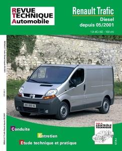 Revue Technique Renault Trafic II phase 1