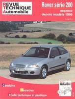 Revue Technique Rover 200 III