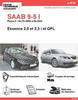 Revue Technique Saab 9-5 I essence