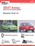 Revue Technique Seat Arosa essence