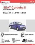 Revue Technique Seat Cordoba II diesel