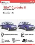 Revue Technique Seat Cordoba II essence