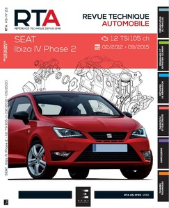 Revue Technique Seat Ibiza IV phase 2 TSI