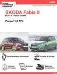 Revue Technique Skoda Fabia II diesel