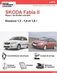 Revue Technique Skoda Fabia II essence