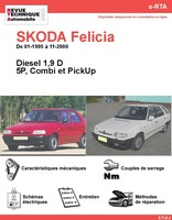 Revue Technique Skoda Felicia diesel