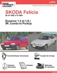 Revue Technique Skoda Felicia essence