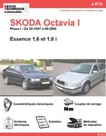 Revue Technique Skoda Octavia I essence