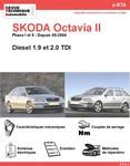 Revue Technique Skoda Octavia II diesel