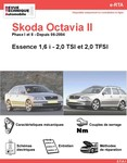 Revue Technique Skoda Octavia II essence