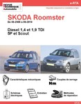 Revue Technique Skoda Roomster diesel