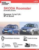 Revue Technique Skoda Roomster essence