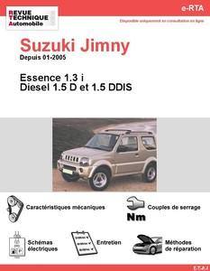 Revue Technique Suzuki Jimny