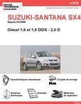 Revue Technique Suzuki SX4 diesel