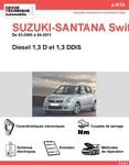 Revue Technique Suzuki Swift II