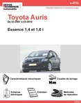 Revue Technique Toyota Auris I essence