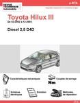 Revue Technique Toyota Hilux VI