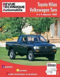 Revue Technique Toyota Hilux et Volswagen Taro
