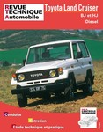 Revue Technique Toyota Land Cruiser BJ et HJ diesel