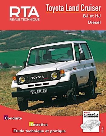 Revue Technique Toyota Land Cruiser J40