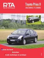 Revue Technique Toyota Prius II
