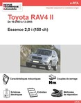 Revue Technique Toyota RAV4 II essence