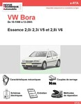 Revue Technique Volkswagen Bora Essence