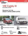 Revue Technique Volkswagen Caddy III