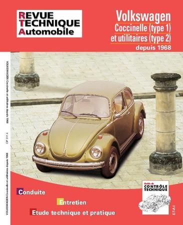 Revue Technique Volkswagen Coccinelle (Type 1)
