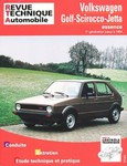 Revue Technique Volkswagen Golf I, Scirocco I et Jetta I