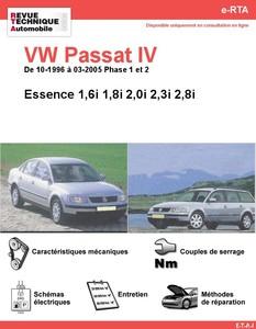Revue Technique Volkswagen Passat V