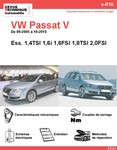 Revue Technique Volkswagen Passat VI essence