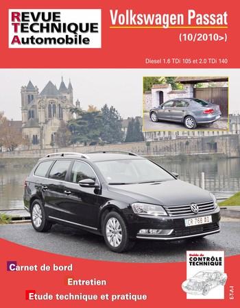 Revue Technique Volkswagen Passat VII TDI