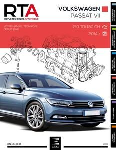 Revue Technique Volkswagen Passat VIII